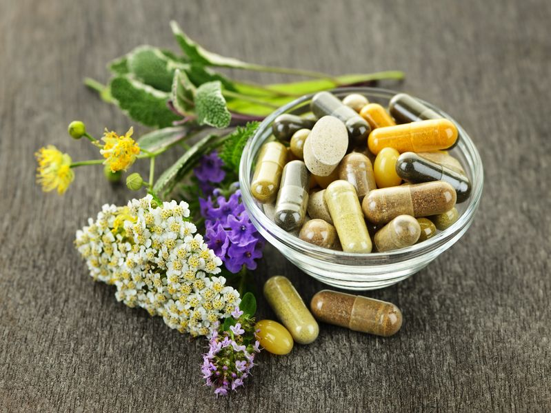 Herbal and Nutritional Supplements in Autosomal Dominant Polycystic Kidney Disease