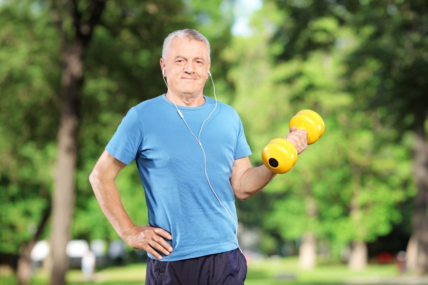 Importance of Exercise for Early Stage Breast and Prostate Cancer