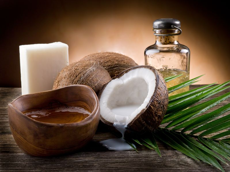 Coconut oil effects on Weight Loss