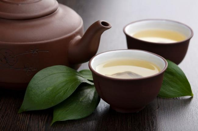 Green Tea — New Uses for An Old Medicine